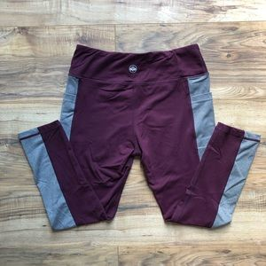 Senita Cropped Leggings